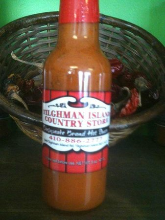 """Tilghman Island Country Store: This """"Sauce"""" is Boss"""