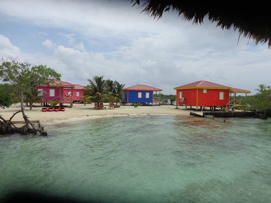 Yok Ha Resort: pic from the dock
