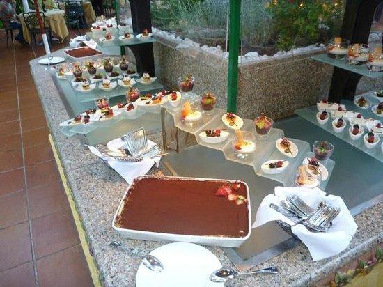 Forte Village Resort - Le Palme: Cavalieri Buffer - A Must Visit
