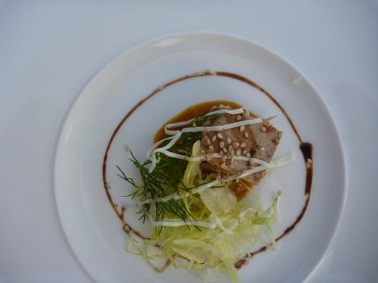 Forte Village Resort - Le Palme: Another perfect dish