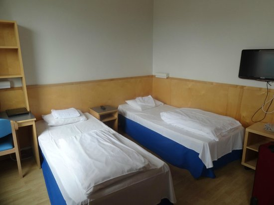 Perminalen Hotel: Twin Room