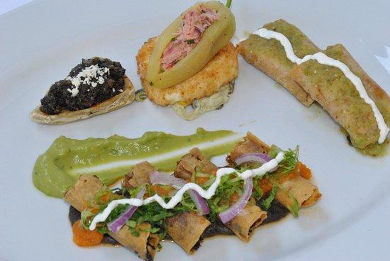 BC Bistro & Cava: Carrusel Mexicano
