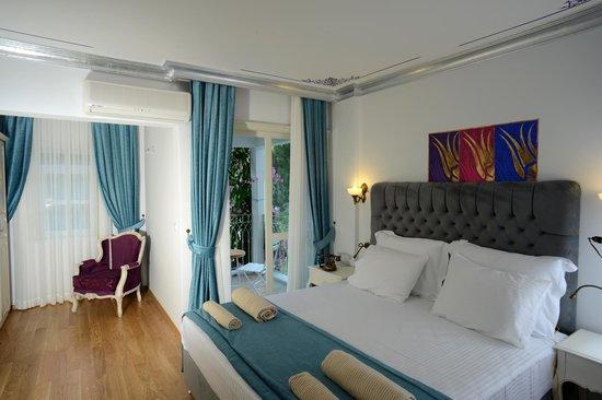 Petunya Konak Boutique Hotel: Room