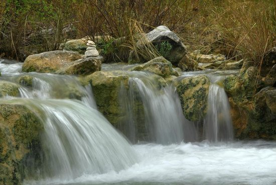 Barton Creek Greenbelt: Zen falls