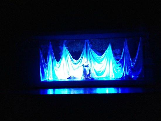 Marionetten Theater Schloss Schoenbrunn : Queen of the night aria in Act 2