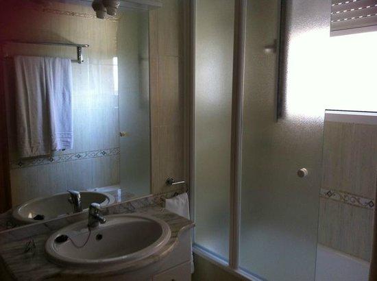 Villas La Manga: Dos baños, uno en la hab principal