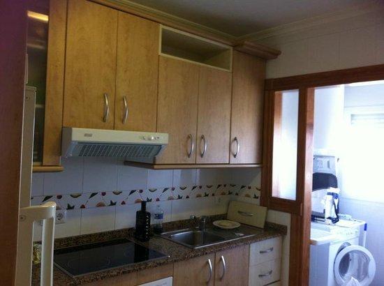 Villas La Manga: Cocina