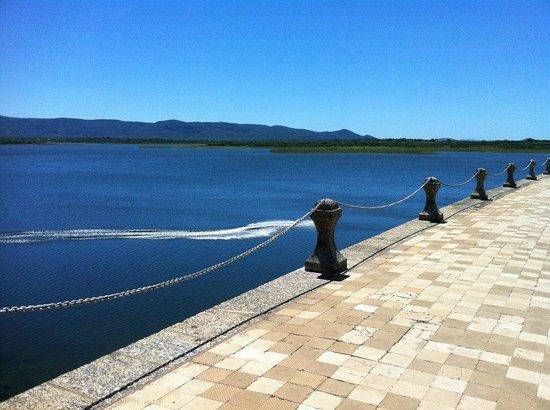Acude Cedro : Barragem - Reservatorio para pratica de esportes nauticos