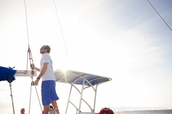 Ocean Sports Whale Watch Adventure: Captain Pat