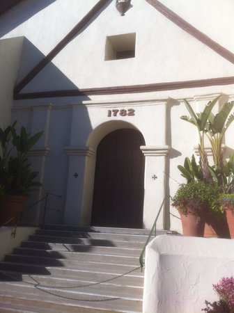 The Old Mission San Buenaventura