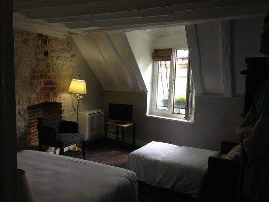Hotel Excelsior Latin: Second bedroom