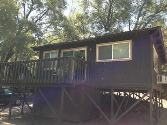 American River Resort : Cabin #1
