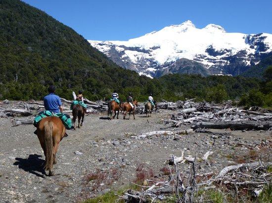 Riding In Patagonia : Rivers