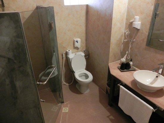 Pavillon d'Orient Boutique-Hotel: Bathroom