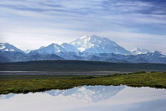 Denali Bluffs Hotel: Denali National Park and the Mt Mc Kinley