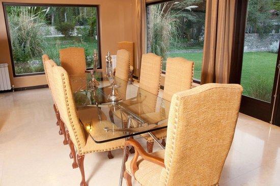 Casa La Galeana Hotel & Cavas : Sala de reuniones