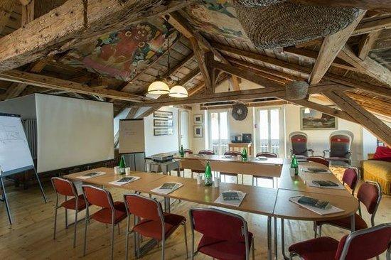 Hotel du Pillon: Salle séminaire