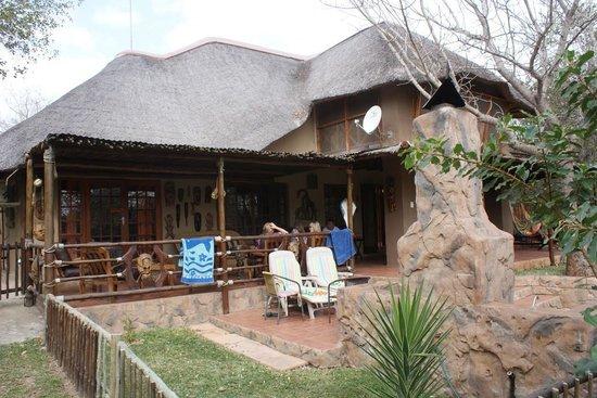 Khaya Umdani Guest Houses : View of Khaya Umdani