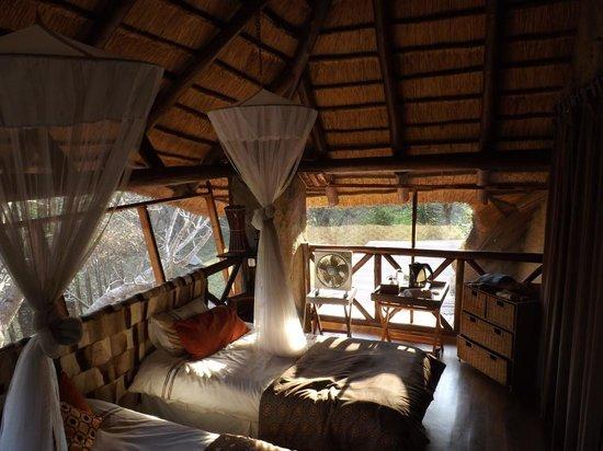 Khaya Umdani Guest Houses : rooftop room at Khaya Umdani