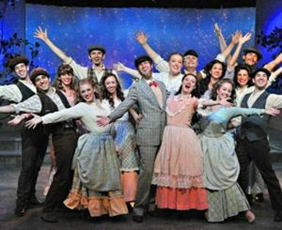 Sierra Repertory Theatre: Carousel