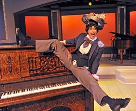 Sierra Repertory Theatre: I Love A Piano