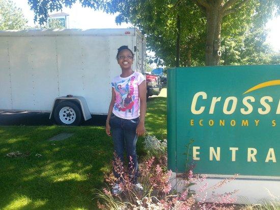 Crossland Economy Studios - Tacoma - Puyallup: Entrance to hotel