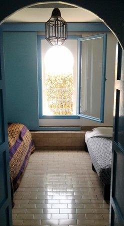 Igoudar Aparthotel : The bedroom.