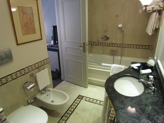 Sofitel Rome Villa Borghese: room 412