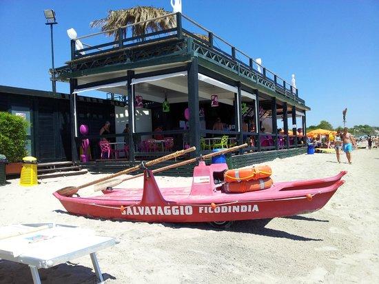 Spiaggia Alimini : Lido Ficodindia
