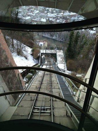 Grazer Schloßberg: Schloßbergbahn