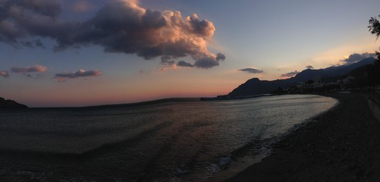 Lamon Hotel: Plakias sunsets are amazing!