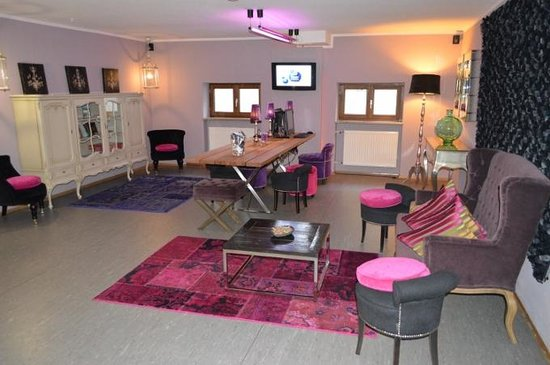 Hotel Fantasia: lounge