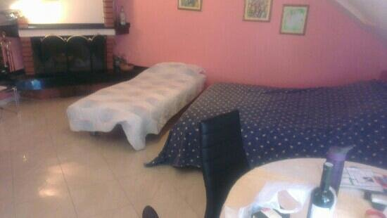Apartments Lenni: 2+1 beds and fireplace