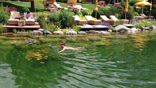 Wellnessresidenz Alpenrose: Alpenrose See