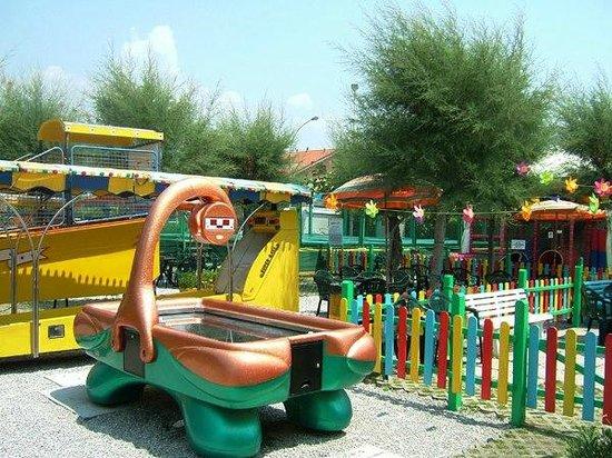 Parco Gomma Piuma
