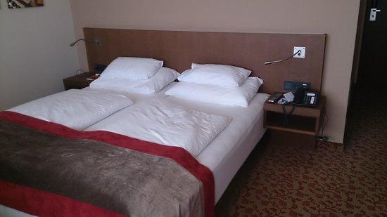 Falkensteiner Hotel & Spa Bad Leonfelden: unser Zimmer