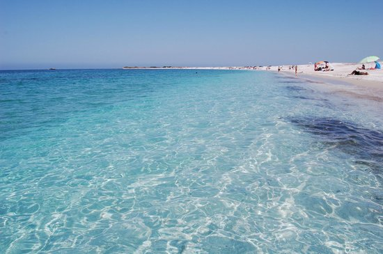 Agriturismo Saboriantigu: Beach 10 minutes away - Mari Ermi