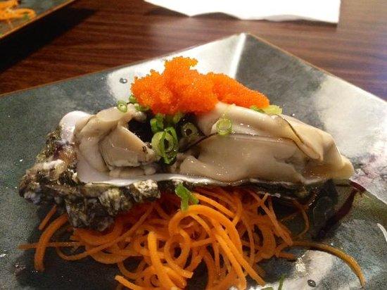 Kokoro Steaks Sushi & Martini Bar: delicious !