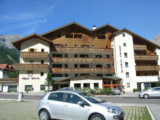 Hotel Italia : Ansicht