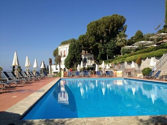 Grand Hotel San Pietro: San Pietro Pool