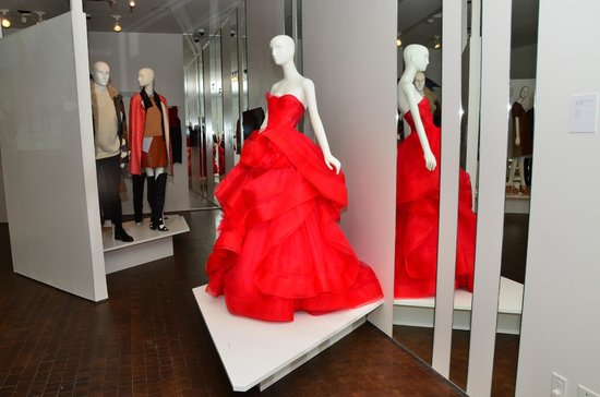Museum of Chinese in  America: 2013 Exhibition - Front Row: Chinese American Designers