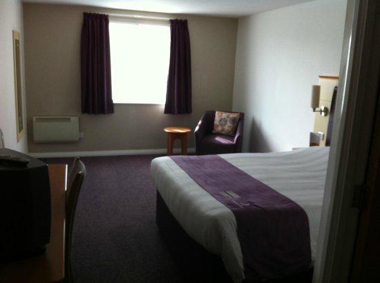 Premier Inn Tewkesbury Hotel: Quarto