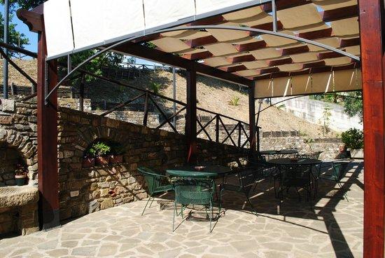 Hotel le Tre Querce: Esterni