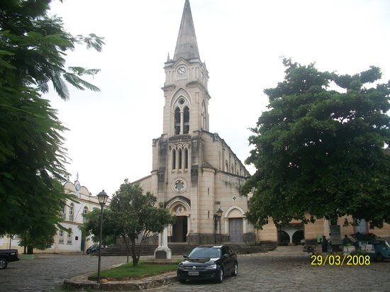 Sao Francisco de Paula church
