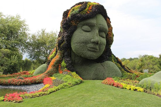 Montreal Botanical Gardens: Mother Earth