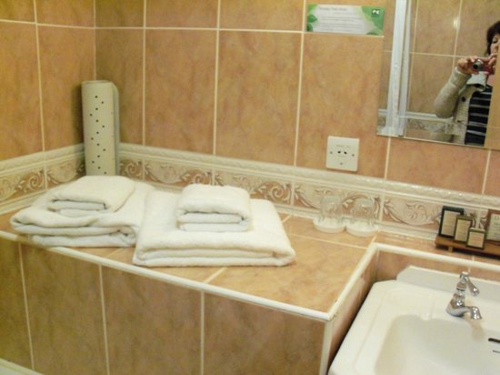 Stradey Park Hotel & Spa: bathroom