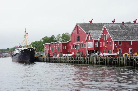 Fisheries Museum of the Atlantic: Museum (Eintritt 10 Dollar, mit ADAC-Karte 10% Ermäßigung!)