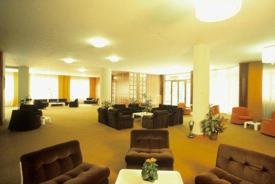 Grand Hotel Capitol: soggiorno