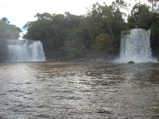 Carolina, MA: Cachoeiras Gêmeas de Itapecuru