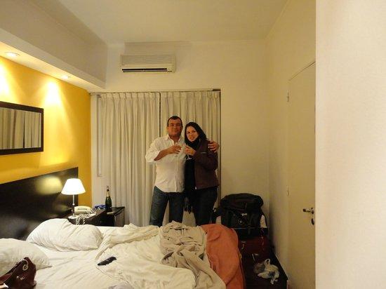 Hotel Milan: Um brinde as férias